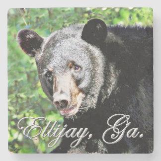 Ellijay, Georgia, Bear, Marble Coasters