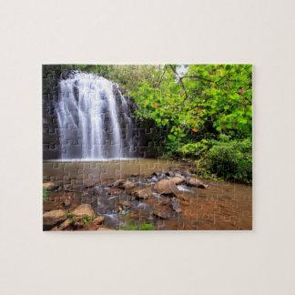 Ellinjaa waterfall, Australia Jigsaw Puzzle
