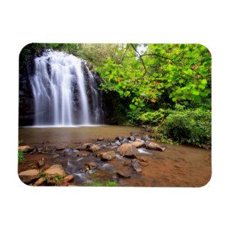 Ellinjaa waterfall, Australia Rectangular Photo Magnet