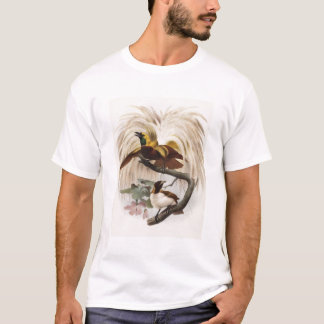 Elliot - Paradisea minor - Lesser Bird Of Paradise T-Shirt
