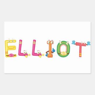Elliot Sticker