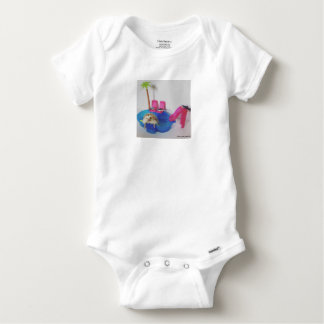 elliot the hedgehog baby bodysuit