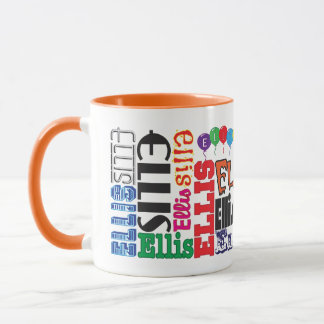 Ellis Coffee Mug