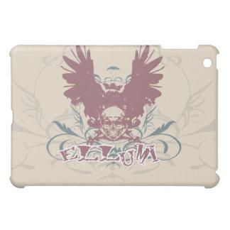 Ellum Winged Skull  iPad Mini Cases