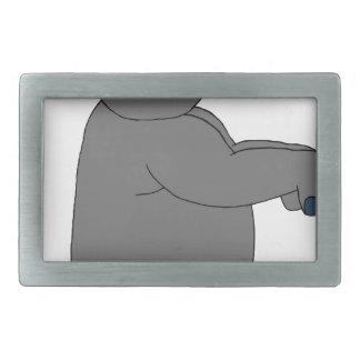 Elly Elephant Belt Buckles