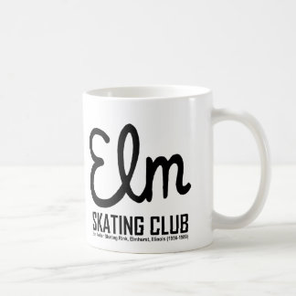 Elm Skating Club, Elmhurst, Illinois Coffee Mug