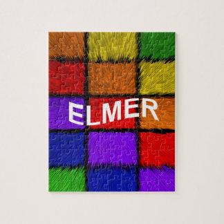 ELMER JIGSAW PUZZLE