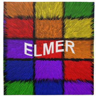 ELMER NAPKIN