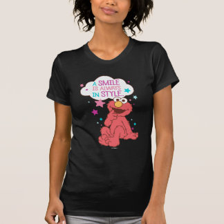 Elmo | A Smile is Always in Style T-Shirt