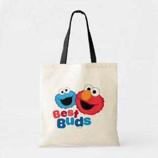 Elmo and Cookie Besties Budget Tote Bag