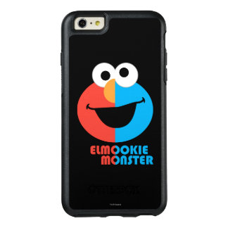 Elmo and Cookie Half Face OtterBox iPhone 6/6s Plus Case