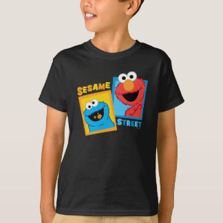 Elmo and Cookie Monster Friends Tshirts