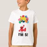 Elmo and Pals Birthday Balloons T-Shirt