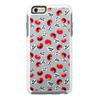 Elmo | Aw Yeah, Awesome Pattern OtterBox iPhone 6/6s Plus Case