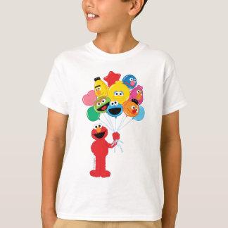 Elmo Balloons T-Shirt