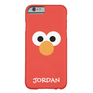 Elmo Big Face | Add Your Name Barely There iPhone 6 Case