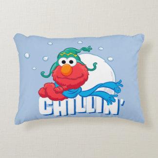 Elmo Chillin' Decorative Cushion