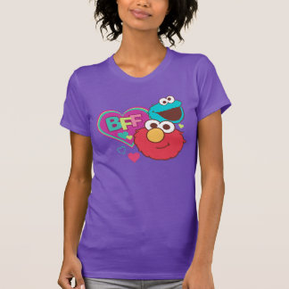 Elmo & Cookie Monster - BFF T-Shirt
