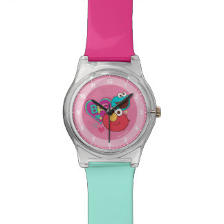 Elmo & Cookie Monster - BFF Watch
