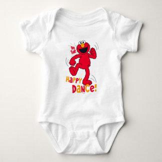 Elmo | Do the Happy Dance Baby Bodysuit