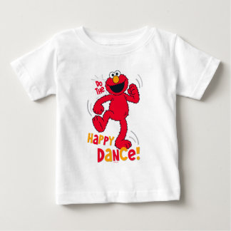 Elmo | Do the Happy Dance Baby T-Shirt