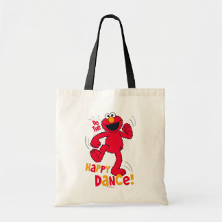 Elmo | Do the Happy Dance Tote Bag