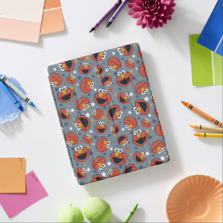Elmo   Elmo Rules Star Pattern iPad Cover