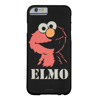 Elmo Half Barely There iPhone 6 Case