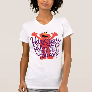 Elmo Hugging T-Shirt
