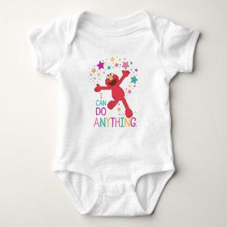 Elmo   I Can Do Anything Baby Bodysuit