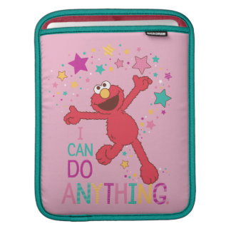 Elmo | I Can Do Anything iPad Sleeves