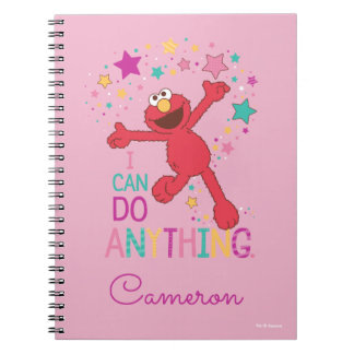 Elmo | I Can Do Anything Notebooks