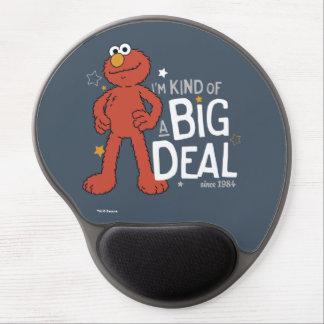 Elmo   I'm Kind of a Big Deal Gel Mouse Pad