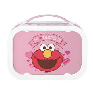 Elmo | My Heart Belongs To Elmo Lunch Box