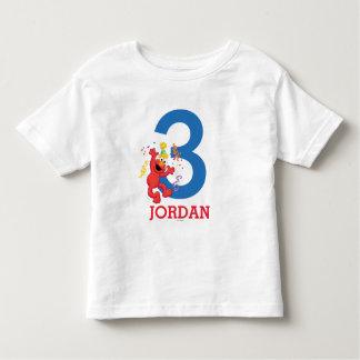 Elmo Neutral Birthday Shirt