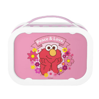 Elmo | Peace & Love Lunch Box