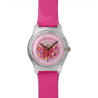 Elmo   Peace & Love Watch