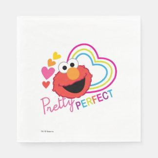 Elmo Pretty Perfect Disposable Napkin
