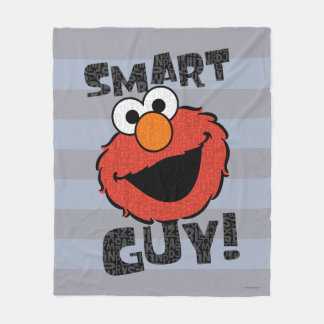 Elmo Smart Fleece Blanket