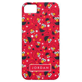 Elmo | So Silly Star Pattern | Add Your Name Case For The iPhone 5