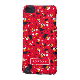 Elmo | So Silly Star Pattern | Add Your Name iPod Touch 5G Case