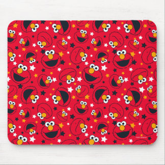 Elmo | So Silly Star Pattern Mouse Pad