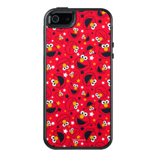 Elmo | So Silly Star Pattern OtterBox iPhone 5/5s/SE Case
