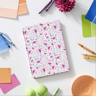 Elmo | Sweet & Cute Star Pattern iPad Air Cover