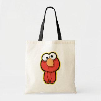 Elmo Zombie Budget Tote Bag