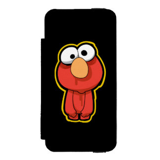 Elmo Zombie Incipio Watson™ iPhone 5 Wallet Case