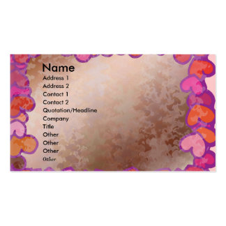 eLove - Dating Escort Services Wedding Planner Pack Of Standard Business Cards