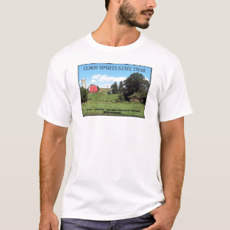Elroy Sparta State Trail T-Shirt
