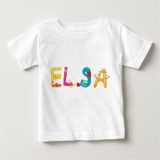 Elsa Baby T-Shirt