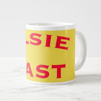 Elsie Cast logo mug
